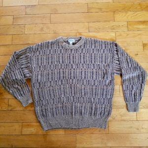 David Taylor   Vintage 90's Men's Knitted Super Soft Pullover